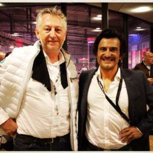 Christophe Perrier & Stéphane Ortelli