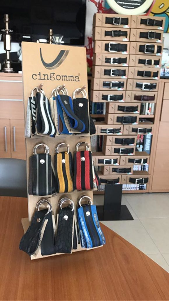 porte clés Cingomma France