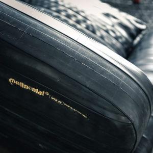 fauteuils en pneu